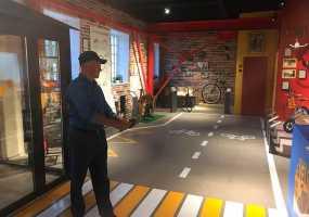 Открытие веломузея в Нижнекамске