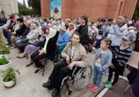 В Нижнекамске проходит православный Стахеевский фестиваль, посвящённый Казанской иконе Божией Матери