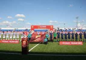 Нижнекамский «Нефтехимик» выиграл первый матч нового сезона Олимп-Первенства России