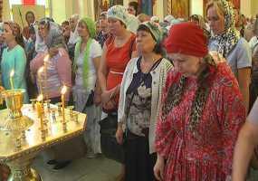 В нижнекамских храмах прошли божественные литургии в честь Дня Петра и Павла
