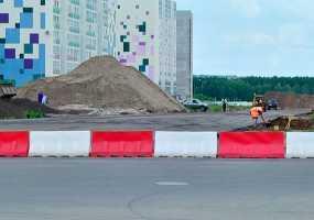 Татарстанские «Единороссы» проверили, как в Нижнекамске ремонтируются дороги