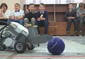 Нижнекамск намерен приобрести высокотехнологичных роботов