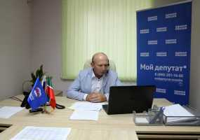 Владимир Чагин: «Очень важно ориентировать молодежь на получение технического образования»