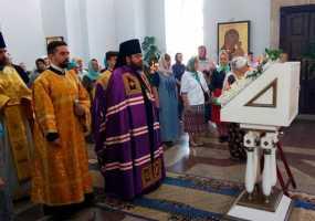 Нижнекамский район посетил епископ Чистопольский и Нижнекамский Игнатий