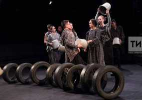 Спектакль из Казани «Парковка» стал фаворитом театрального конкурса Приволжья
