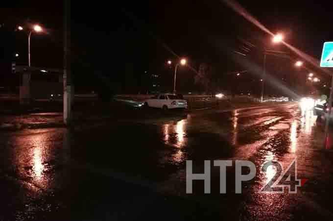 В Нижнекамске 22-летний водитель сбил женщину с ребенком