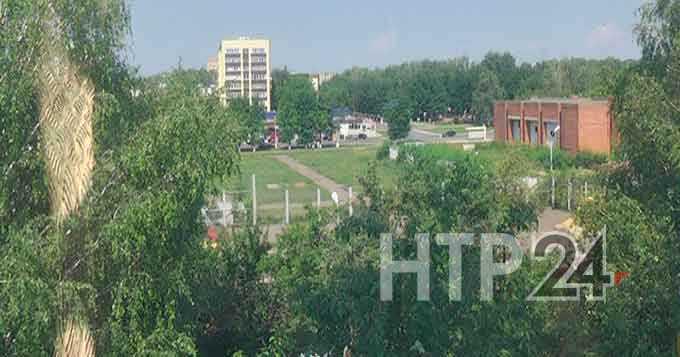 Через год в Нижнекамске откроют новый комплекс общественных бань с мини-аквапарком