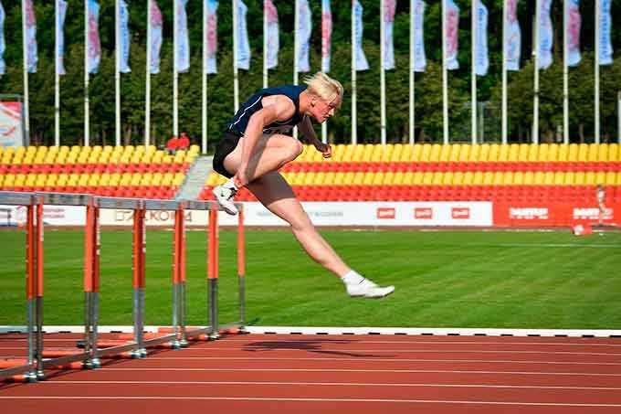 Нижнекамский легкоатлет стал победителем спартакиады учащихся России