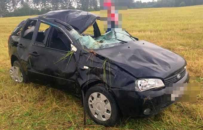 В Татарстана в ДТП погиб 21-летний пассажир «Лады Калины»