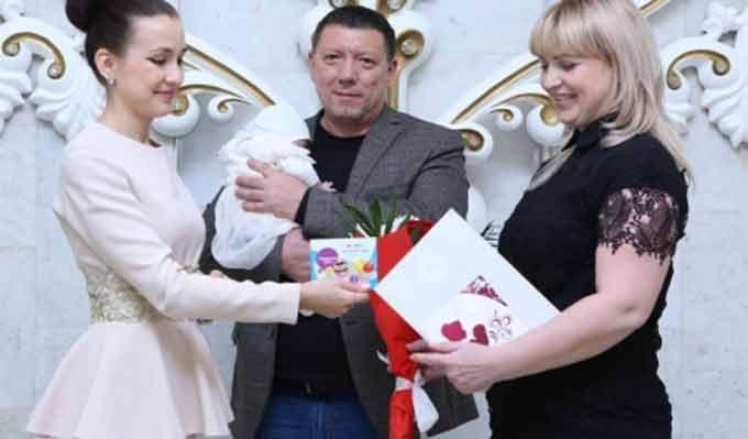 В Нижнекамске зарегистрировано рождение 1500-го малыша