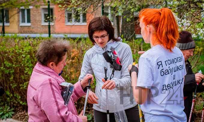 В Нижнекамске идет поиск бабушек и дедушек по переписке
