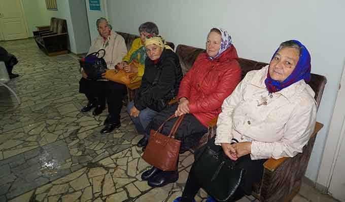 В Нижнекамском районе из отдаленных деревень организован трансфер на диспансеризацию