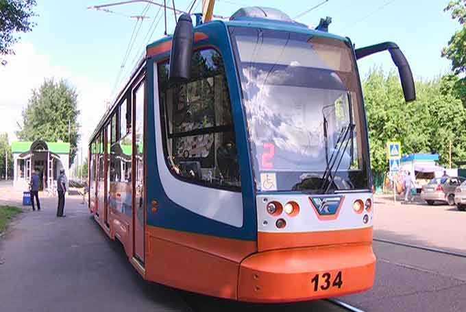Проезд в трамвае в Нижнекамске с 8 августа можно оплатить мобильным телефоном