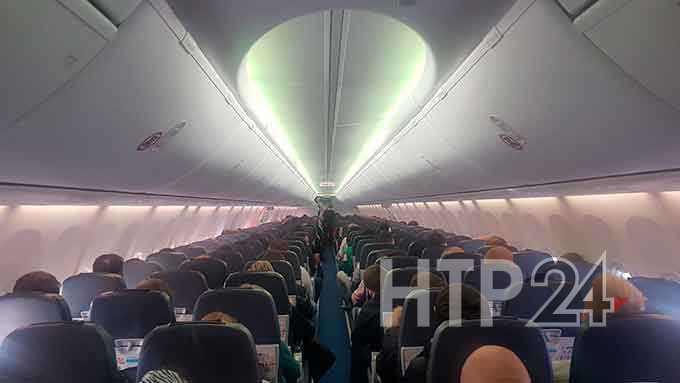 В аэропорту Нижнекамска при посадке в турбину самолета влетела птица