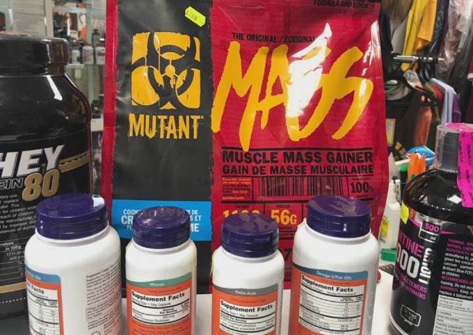 В Нижнекамске из нескольких магазинов изъято опасное спортивное питание