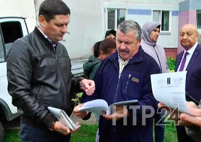 Скандальной стройкой в Нижнекамске заинтересовался Общероссийский народный фронт