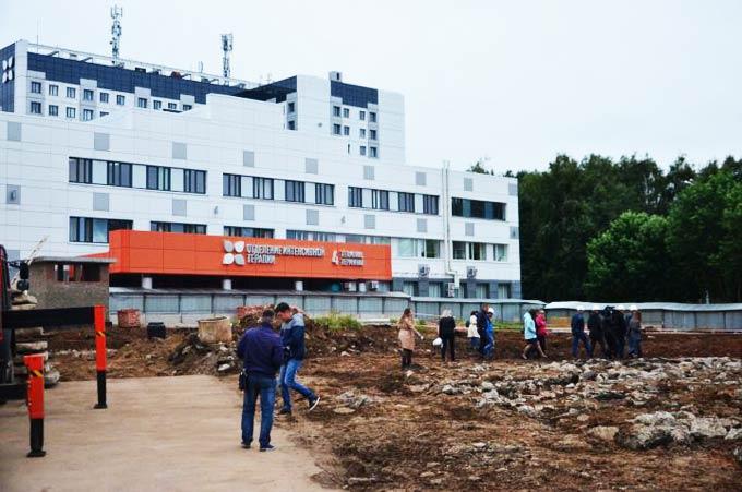 В Челнах строят онкоцентр, где будет установлено уникальное оборудование