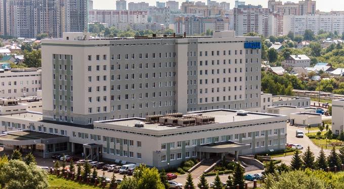 Нейрохирурги МКДЦ впервые в Татарстане провели операцию по удалению редкой опухоли мозга