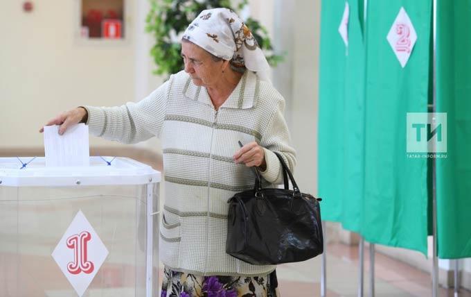 Мобильный избиратель» впервые поможет татарстанцам на региональных выборах