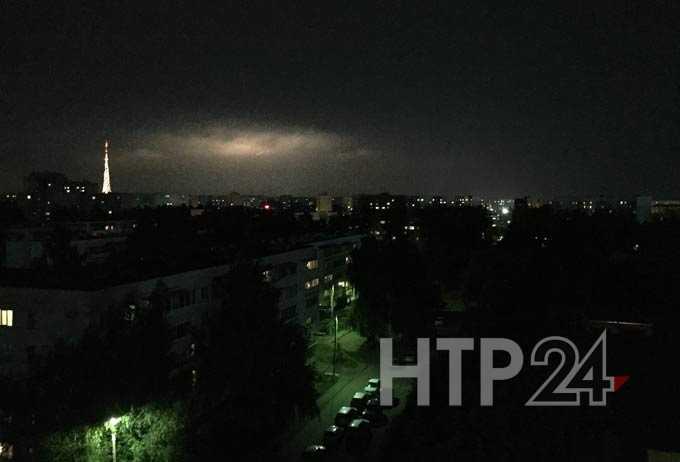 В Татарстане прогнозируется гроза с усилением ветра и туман