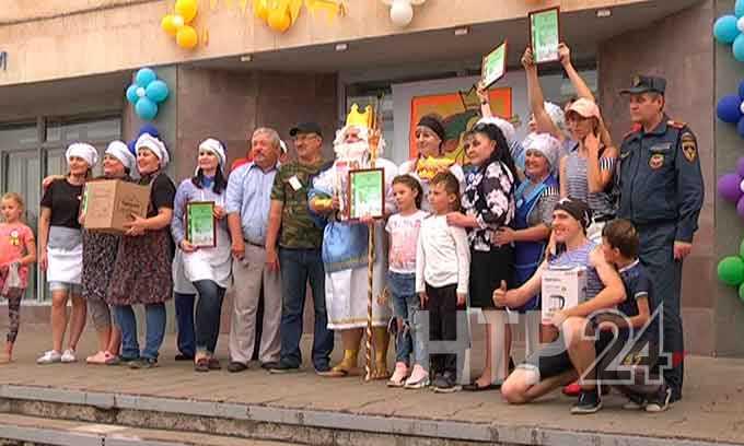 Жители Камских Полян во время празднования дня рождения поселка рассказали о своей мечте