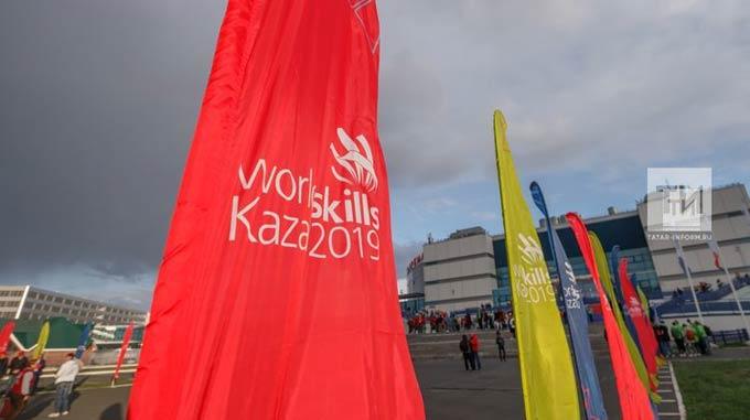 На время проведения WorldSkills Kazan около «Казань Арены» ограничат парковку транспорта