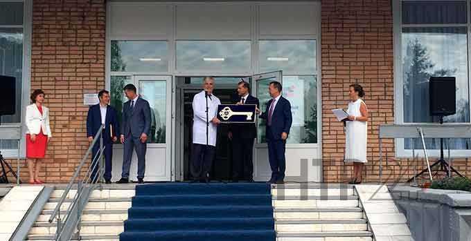 В Нижнекамске появилось ожоговое отделение