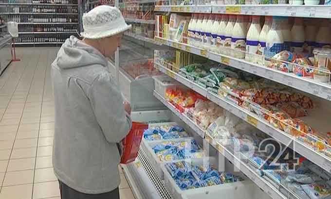 Низкие доходы вынуждают россиян покупать еду в долг