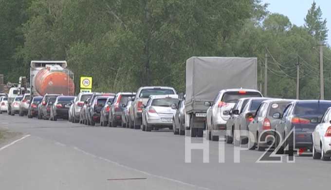 48 жителей Нижнекамска подвергали опасности водителей и пешеходов