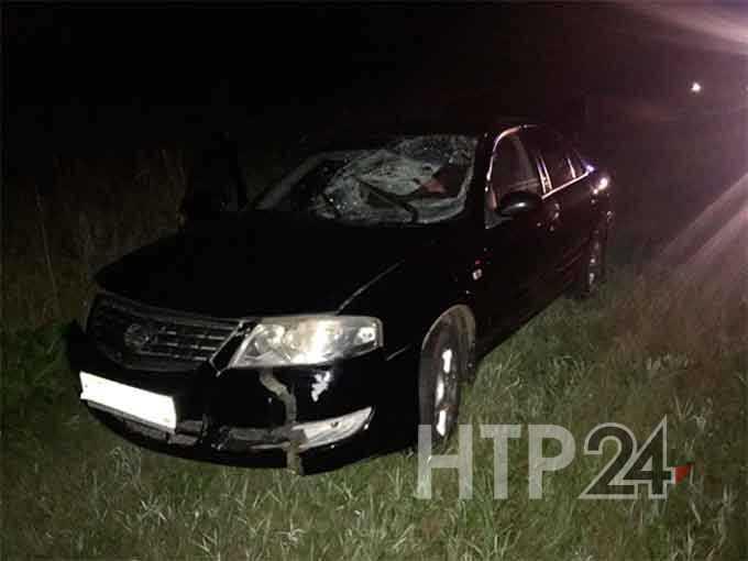 В Нижнекамском районе под колесами автомобиля погиб 38-летний мужчина