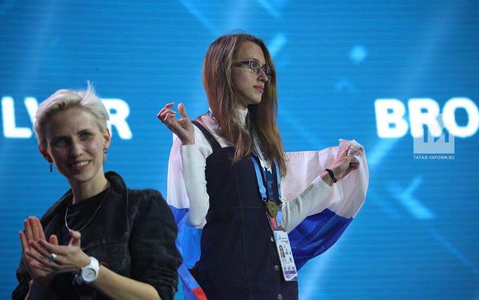Участница из Татарстана заняла первое место в компетенции «Цифровой модельер» Future Skills