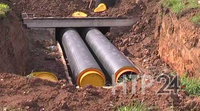 Два дня часть домов в Нижнекамске будет отключена от водоснабжения