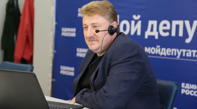 Через онлайн-сервис «Единой России» «Мой депутат» собрано уже более 6,5 тыс наказов и предложений