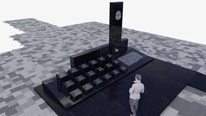 В Нижнекамске увековечат память 18 солдат Великой Отечественной войны, погибших в бою под Великими Луками