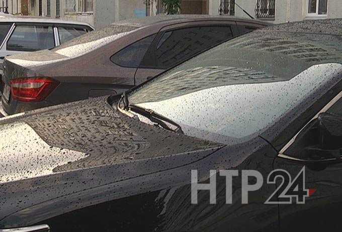Нижнекамские водители паркуются по правилам только при виде телекамер