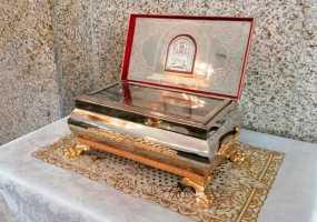 В Нижнекамск прибыла православная святыня
