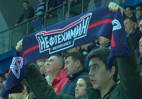 Нижнекамский «Нефтехимик» сыграет стартовый матч кубка президента Казахстан