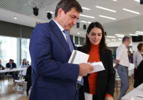 В Казани прошла жеребьёвка по распределению бесплатного эфирного времени в период предвыборной агитации