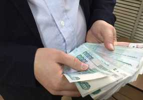 Треть жителей России недовольны размером своей заработной платы