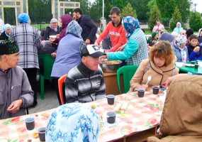 В Нижнекамске прошел Курбан-байрам без границ