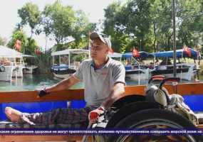 Смотрите на НТР 24 передачу о путешествии активистов арт-кластера «Рубаха» в Турцию