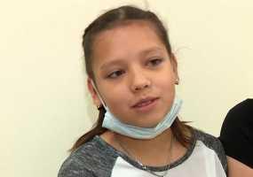 Русфонд: страдающей муковисцидозом Риане Сабировой необходим препарат, облегчающий симптомы болезни