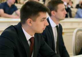 Фарид Мухаметшин встретился с финалистами республиканского проекта «ПолитЗавод»