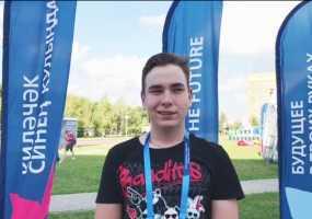 Нижнекамец представляет город в мировом чемпионате WorldSkilsJuniors 2019