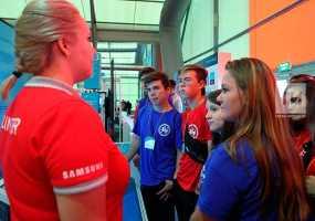 Ирландский делегат в Казани: «О важности WorldSkills говорит большое количество гостей»