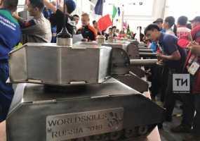 Участник WorldSkills из Татарстана: «Ощущения не описать словами»