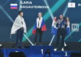 Татарстанская спортсменка завоевала победу на WorldSkills Juniors