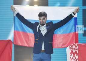 Казанский студент стал лучшим промышленным дизайнером на WorldSkills Kazan 2019