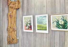 В Нижнекамске готовится к открытию выставка лучших художников Татарстана
