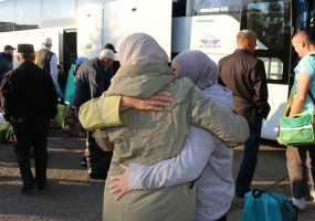 Нижнекамские паломники возвращаются из хаджа